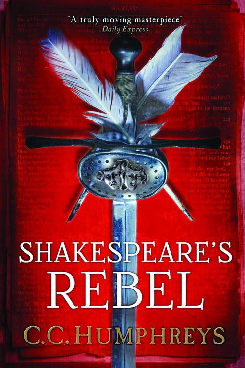 Shakespeare's Rebel cover